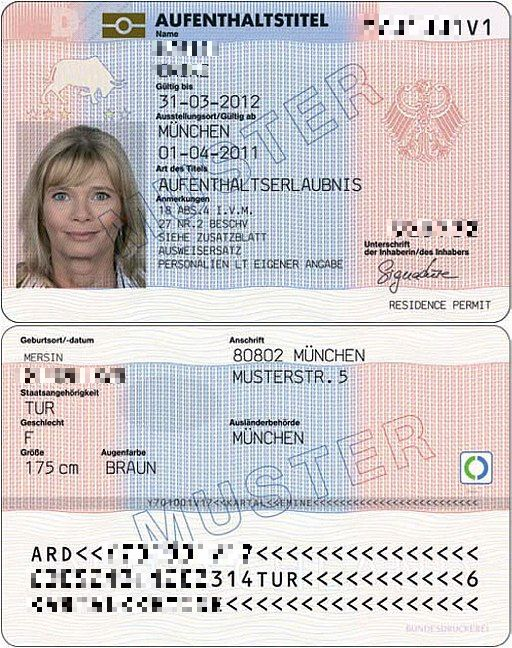 Residence permit for Job search in Germany